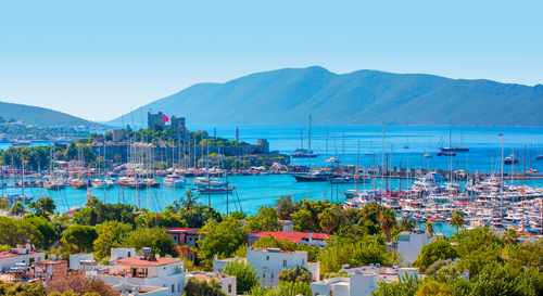Wheelchair Accessible Holiday Bodrum