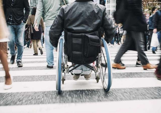 Wheelchair: Maintaining mobility