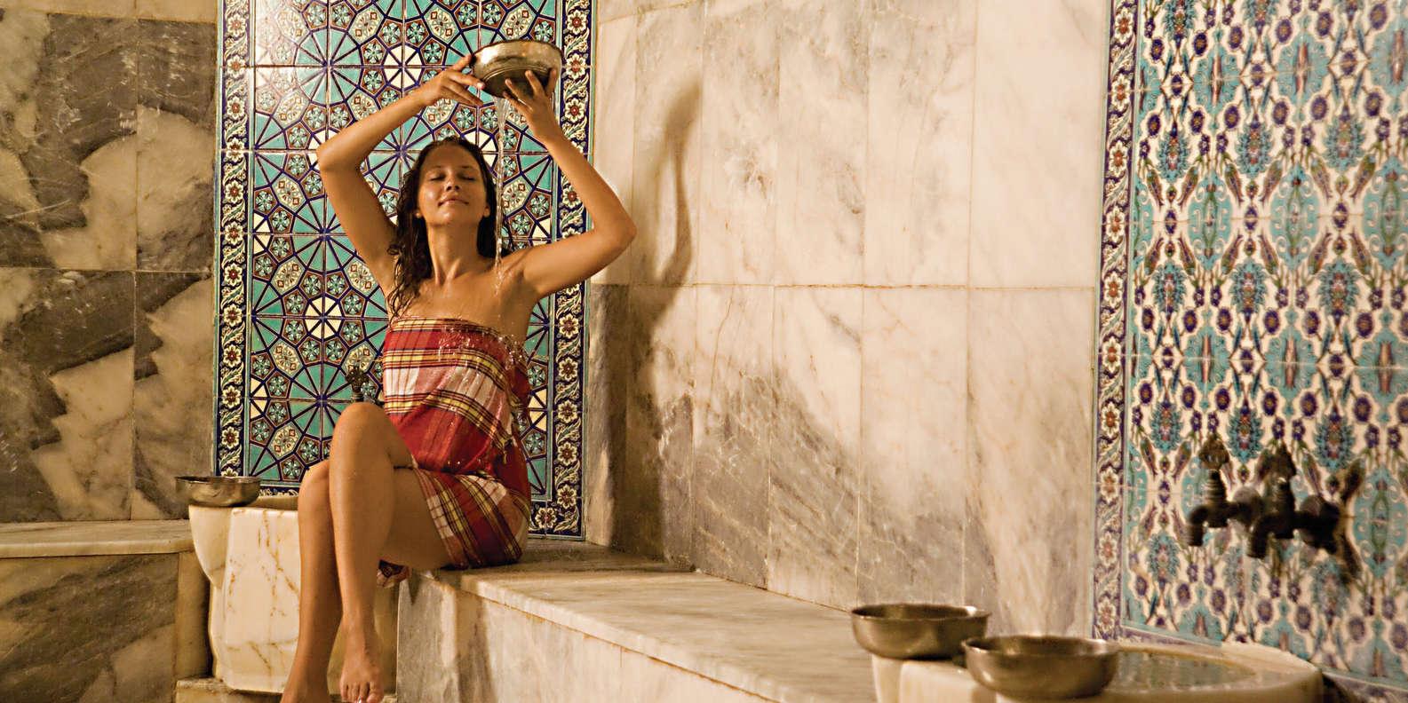 Turkish Bath-Antalya