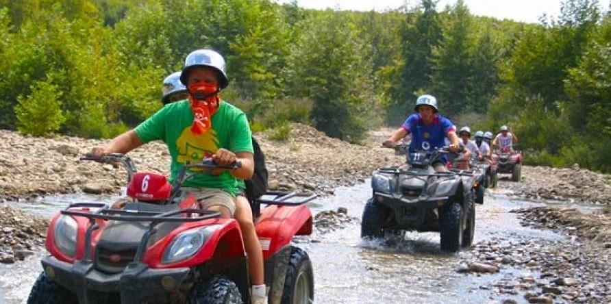 Quad (ATV) Safari Tour