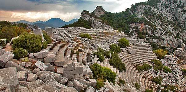 Termessos & Karain Cave Tour