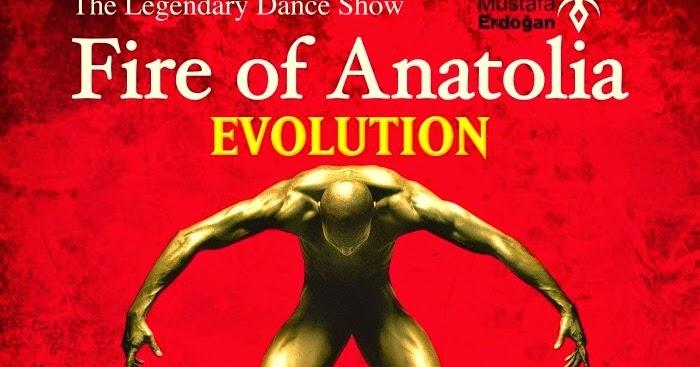 Fire Of Anatolia Dance Show