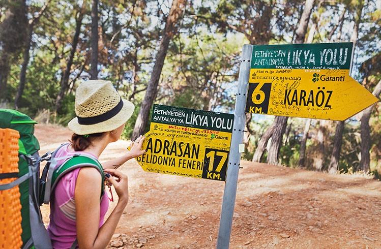 Turkey's Trekking Trails