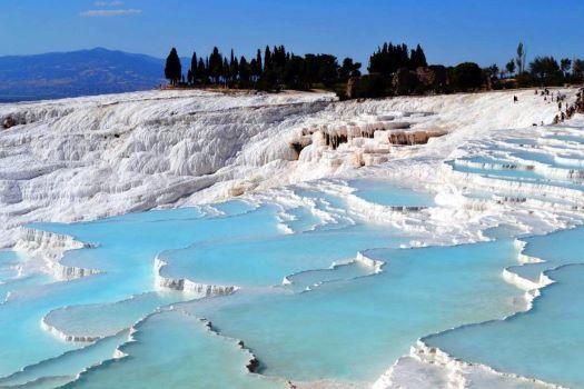 Pamukkale Hierapolis Day Trip ( Private Tour)