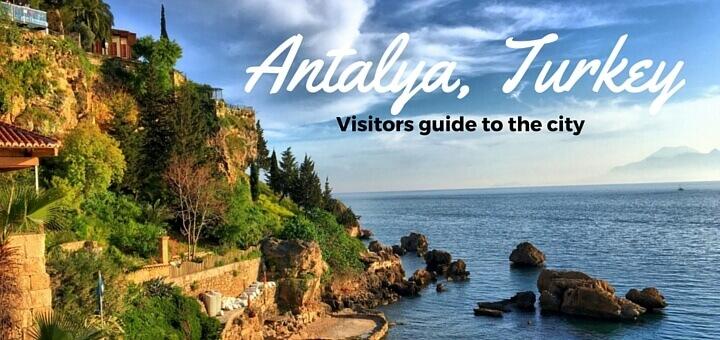Book airport transfer in Antalya