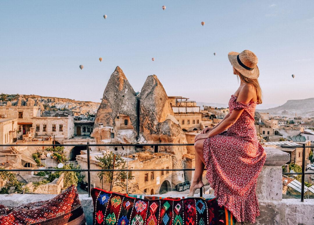 An Open Air Museum, Cappadocia