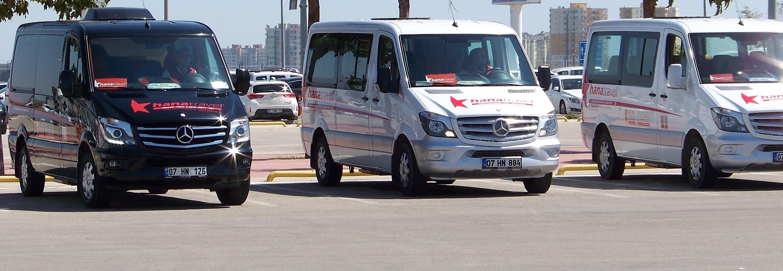 Antalya Vliegveld Transfer