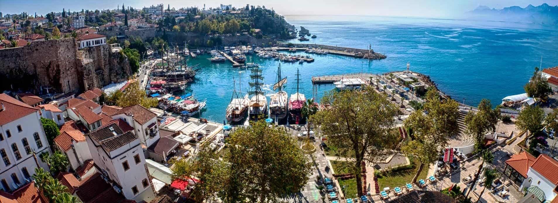 Travel Guide Antalya