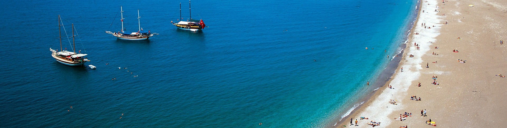 All Hotels & Regions of Antalya